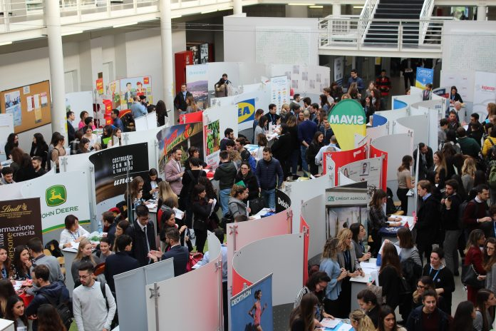 Career Day Cattolica, per mettersi n mostra