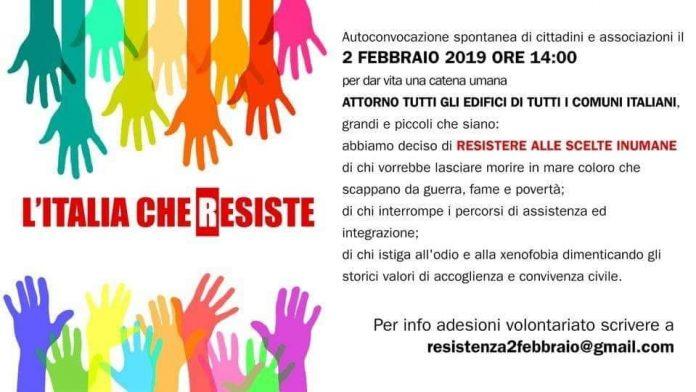 Ancora adesioni alla manifestazione del 2 febbraio
