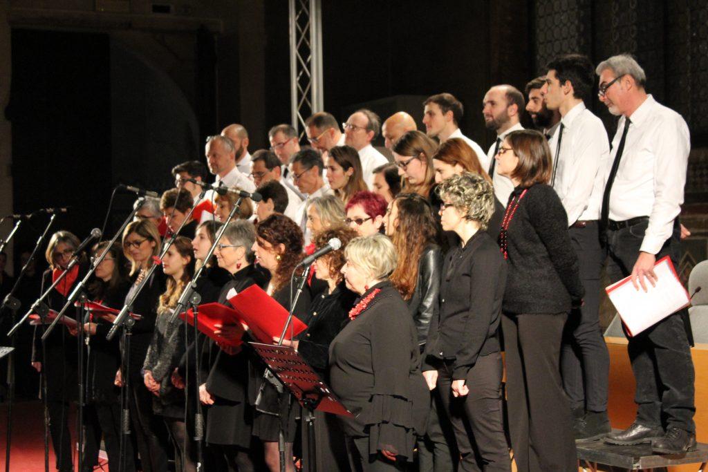 Cori Gospel a Palazzo Gotico per un bel momento di musica