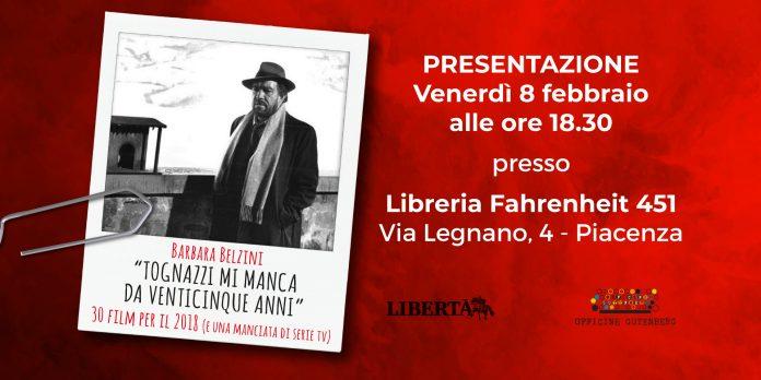 Nuova graffetta di Officine Gutenberg targata Barbara Belzini