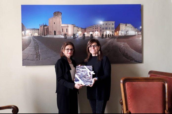 La nuova direttrice delle Novate incontra il sindaco Barbieri