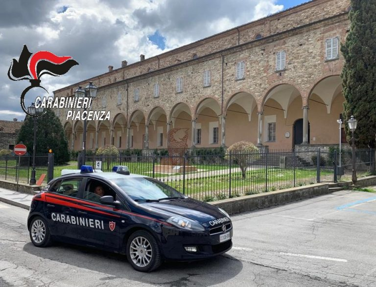 """Arrestato da carabinieri di Bobbio giovane ladro """"professionista"""""""