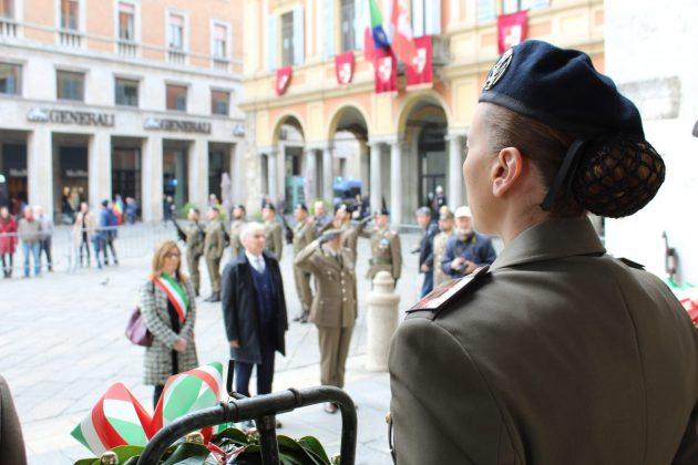 25 aprile a Piacenza, le immagini del corteo e della cerimonia ufficiale per celebrare la Liberazione