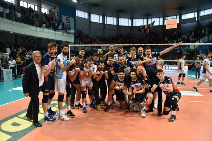 A un passo dal sogno Superlega per la Gas Sales, 0 - 3 con Bergamo