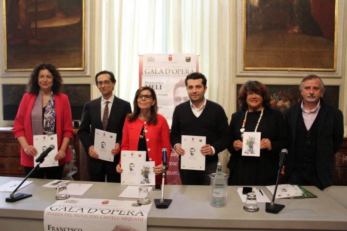 Premio Internazionale Luigi Illica a Castell'Arquato. Toscani: