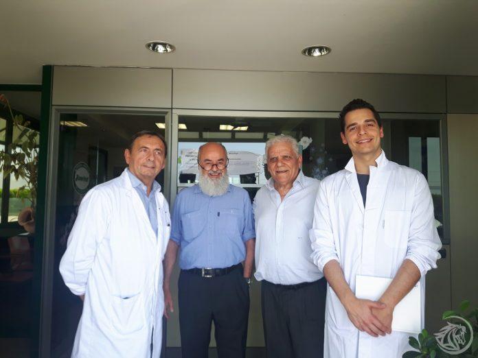 Riverfruit: Emilio Bertuzzi, Michele Lodigiani, Natale Giuseppe Frega, Alberto Bertuzzi