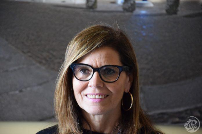 Il sindaco di Piacenza Patrizia Barbieri