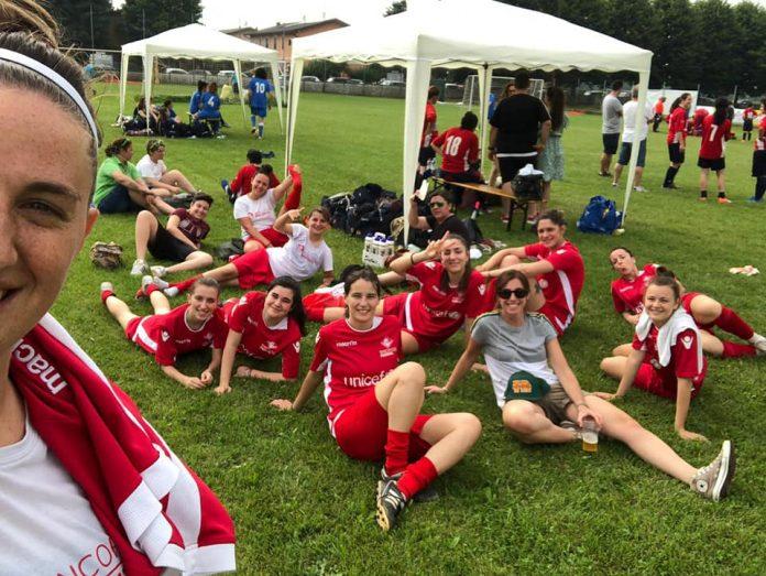 Cresce il calcio femminile a Piacenza, grazie alle Biancorosse. Zuccheddu: