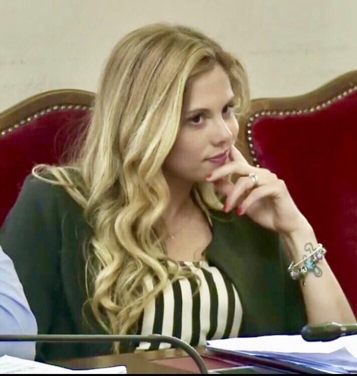 Sara Soresi consigliere comunale Piacenza