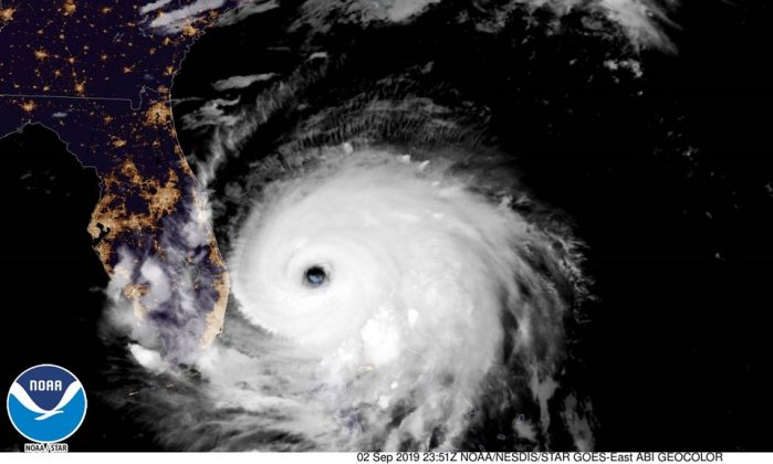 Uragano Dorian, di cosa si tratta, conta dei danni e spostamenti