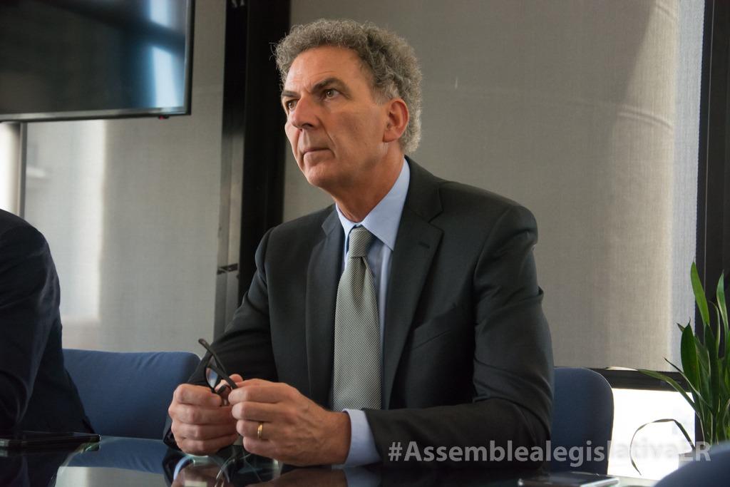 Fabio Callori consigliere regionale Fratelli d'Italia