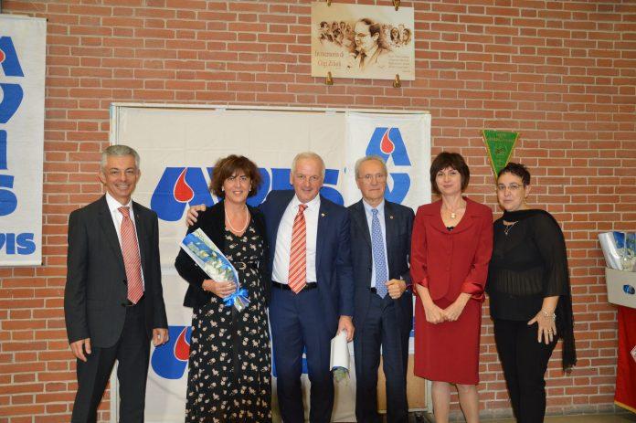 65 anni di AVIS Piacenza, 13 ottobre le premiazioni dei donatori