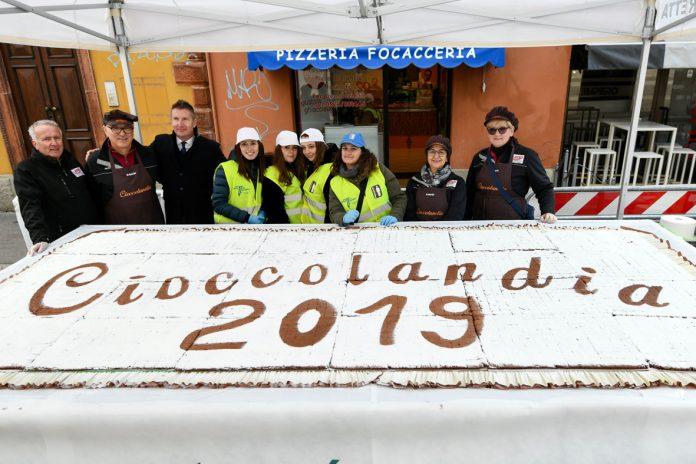 Cioccolandia 2019 a Castel San Giovanni