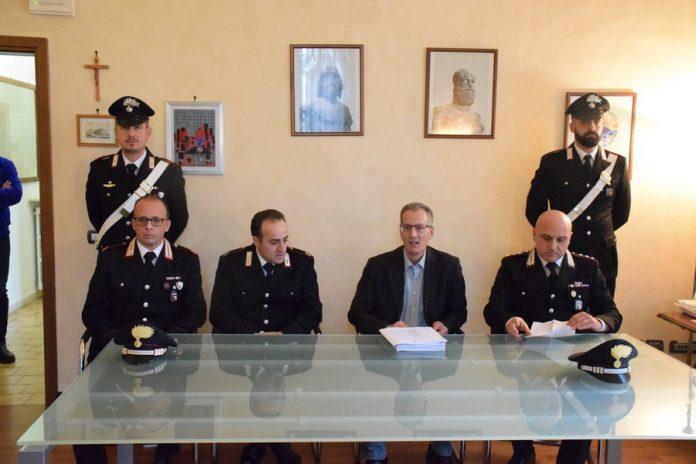 Carabinieri Bobbio arresti per droga