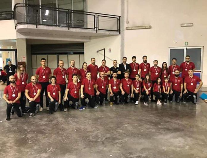 Piacentini trionfano al campionato italiano di Kung Fu