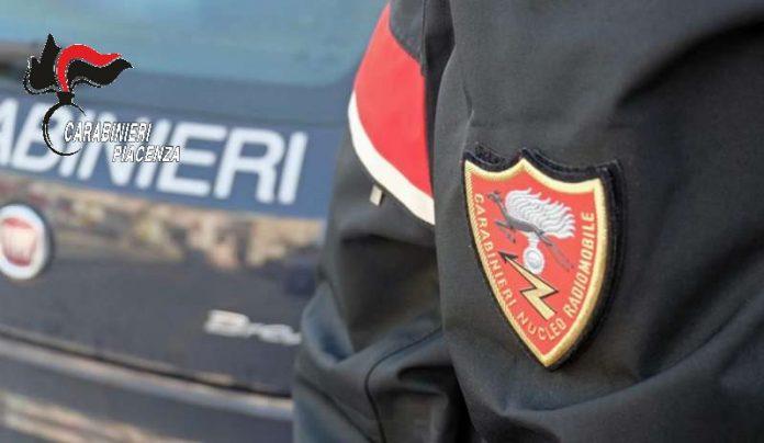 Carabinieri Radiomobile Piacenza