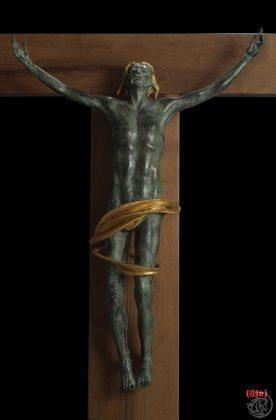Crocifisso di Giorgio Groppi