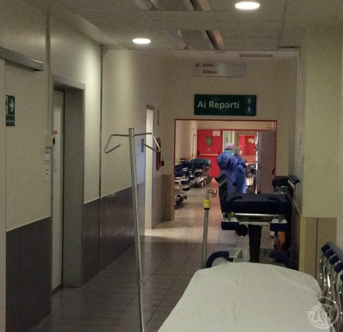 Pronto soccorso Piacenza - Coronavirus