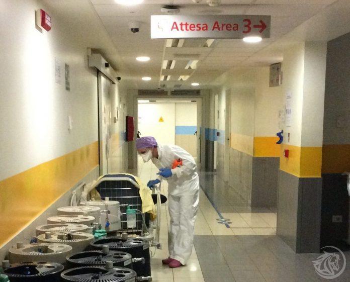 Ospedale di Piacenza Pronto soccorso