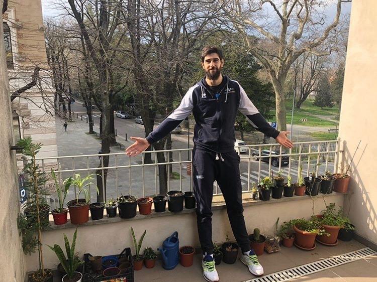 Il centrale Gas Sales Alessandro Tondo si racconta a Volley Zap su Eleven Sport