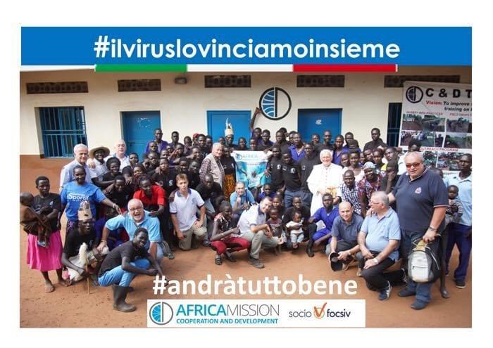 Dall'Uganda raccolta fondi tra villaggi per l'Ospedale di Piacenza, organizzata da Africa Mission