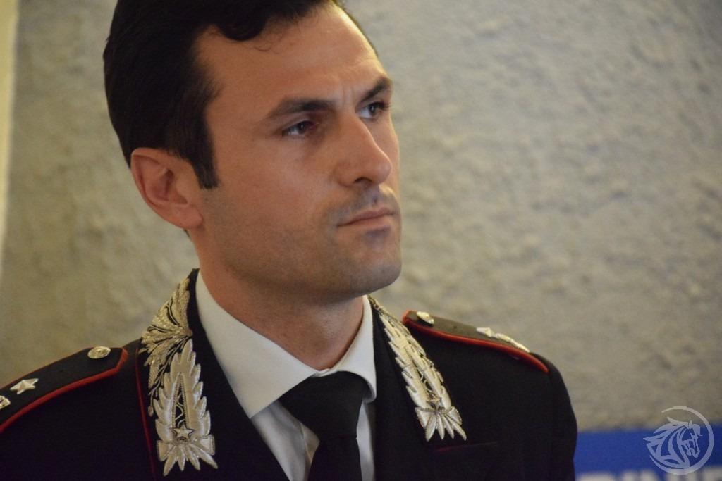 Colonnello Paolo Abrate comandante provinciale carabinieri Piacenza