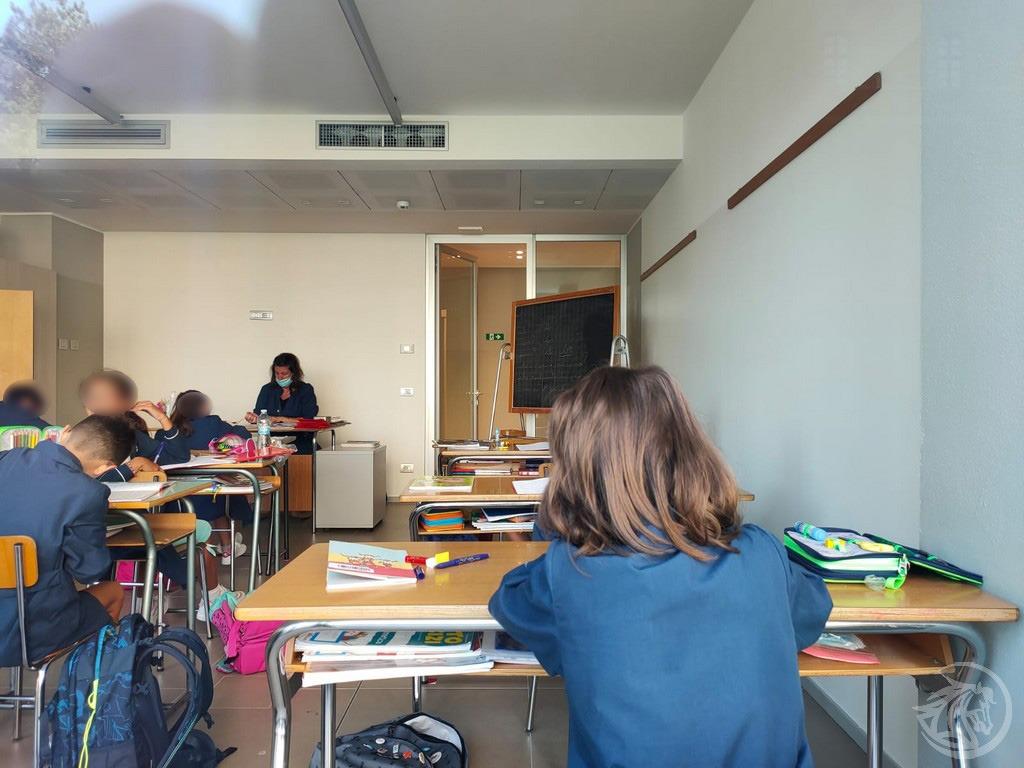 Scuola elementare Sant'Orsola Piacenza