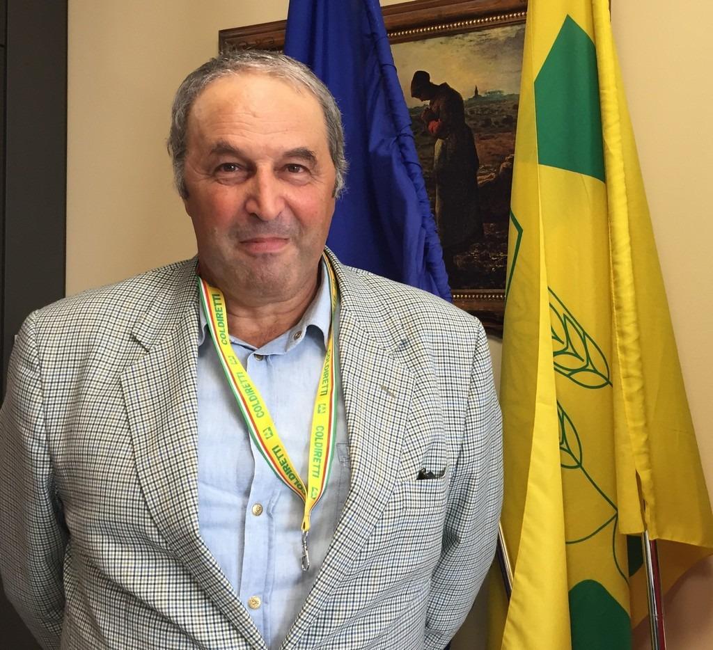 Ugo Agnelli presidente Coldiretti Piacenza