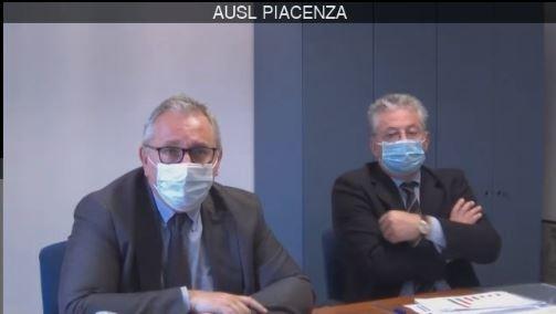 Conferenza stampa Ausl