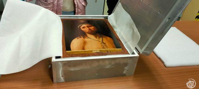 Ece Homo di Antonello da Messina