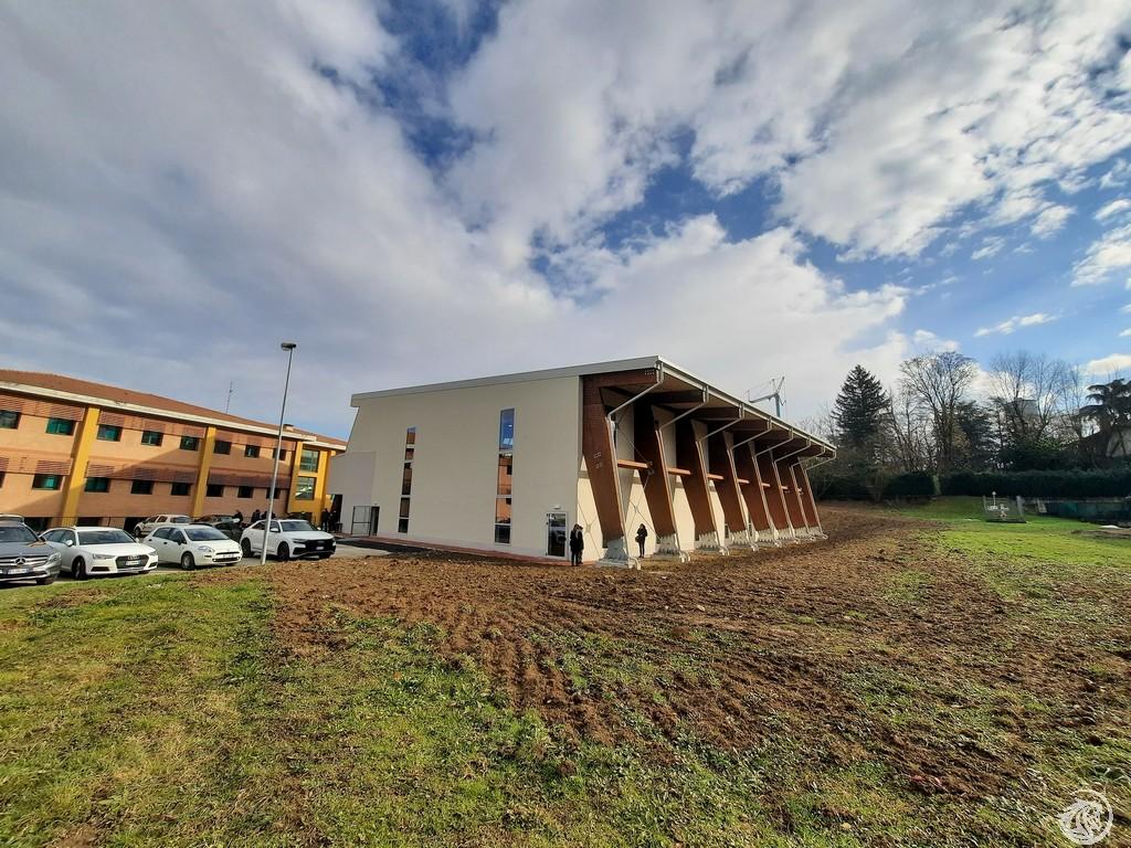 Nuova Palestra scolastica cCastel San Giovanni
