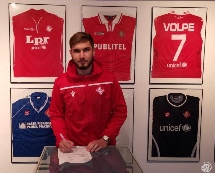 Ćazim Suljić al Piacenza Calcio