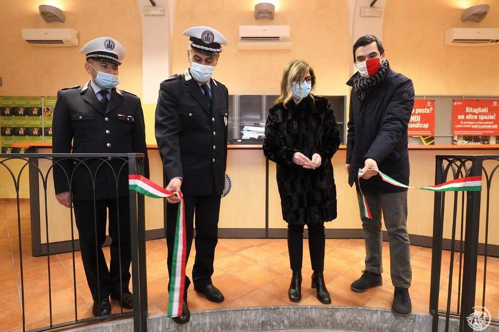 Nuova sede Vigli Piazza Cavalli_37