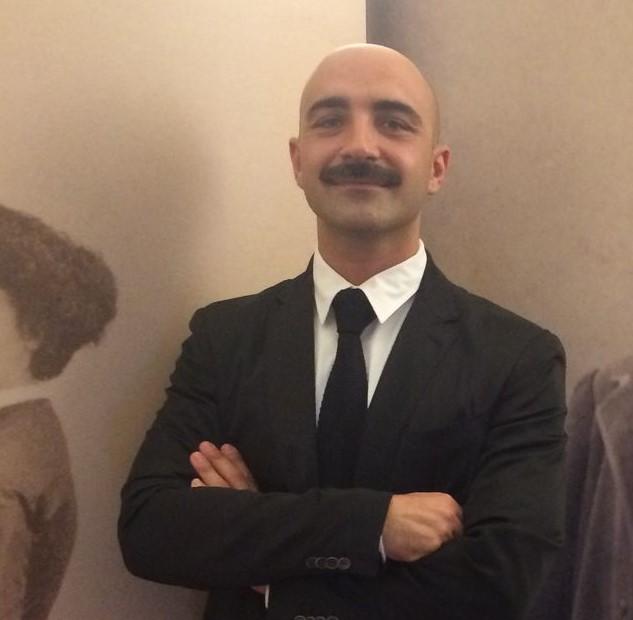 Alessandro Malinverni, conservatore del Museo Gazzola di Piacenza
