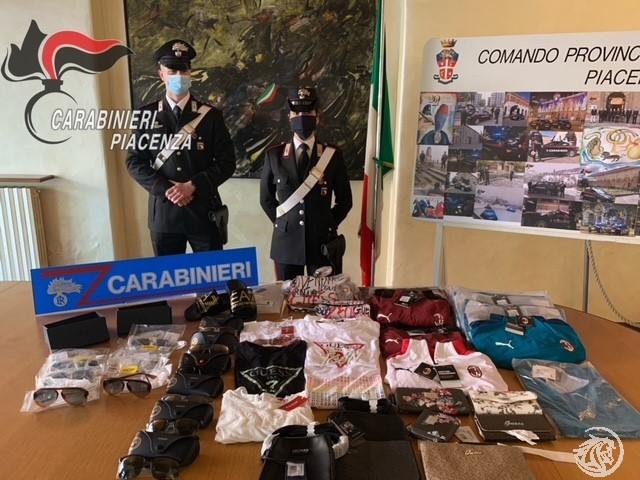 Carabinieri-furti