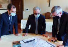 Via Francigena firmato accordo dalla diocesi di Piacenza