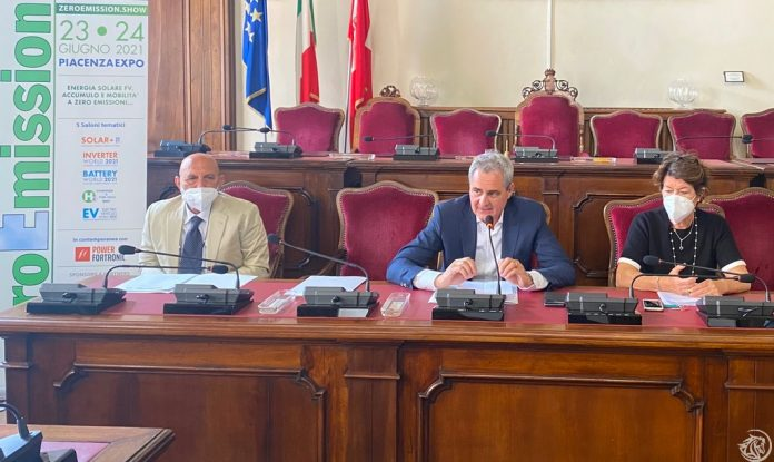 Presentazione di zeroemission che si terrà a PiacenzaExpo