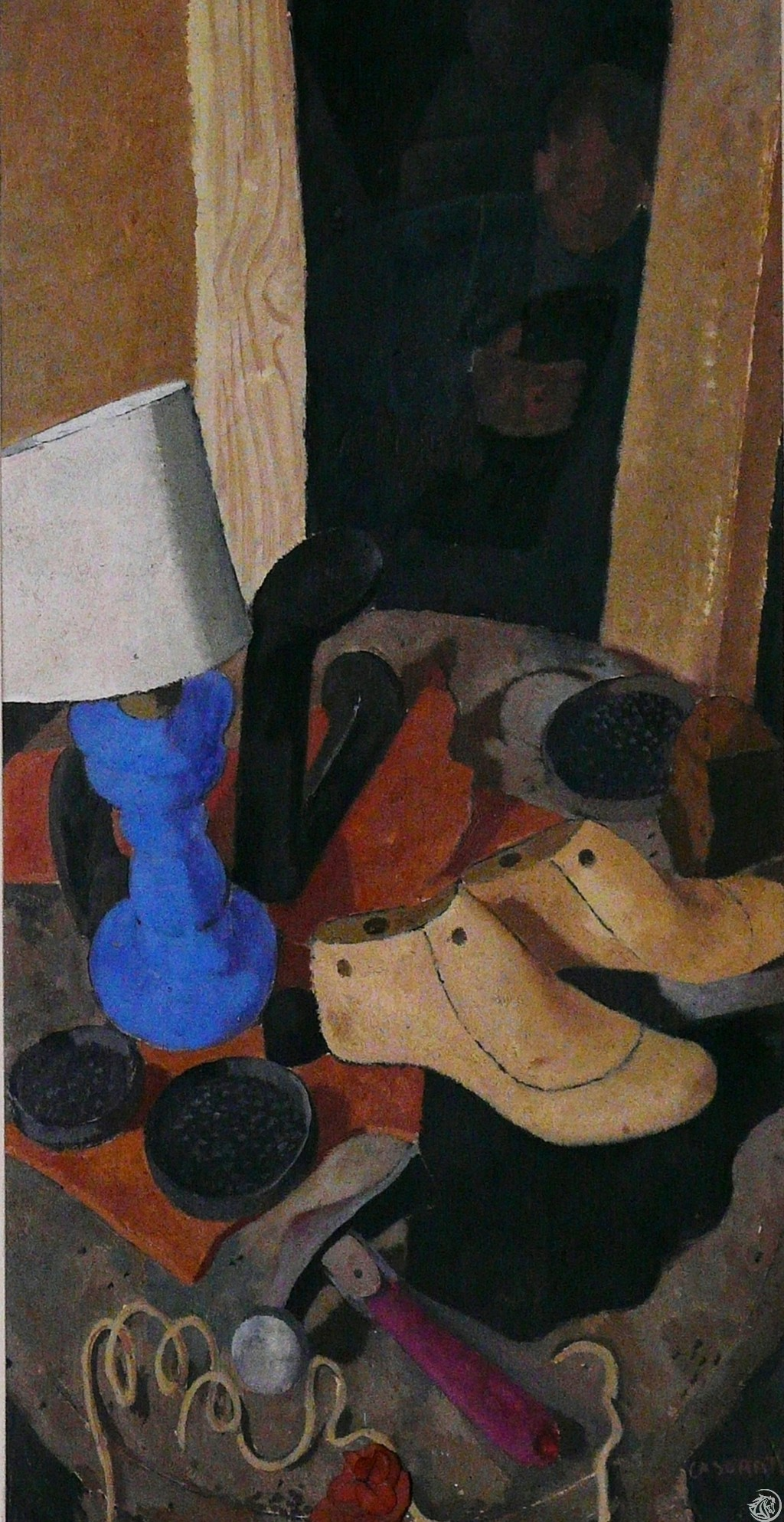 GRO_Felice Casorati_Ciabattino_1930_collezione privata