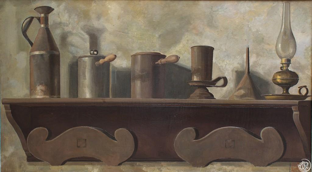 GRO_Gianfilippo Usellini_Natura Morta_1926