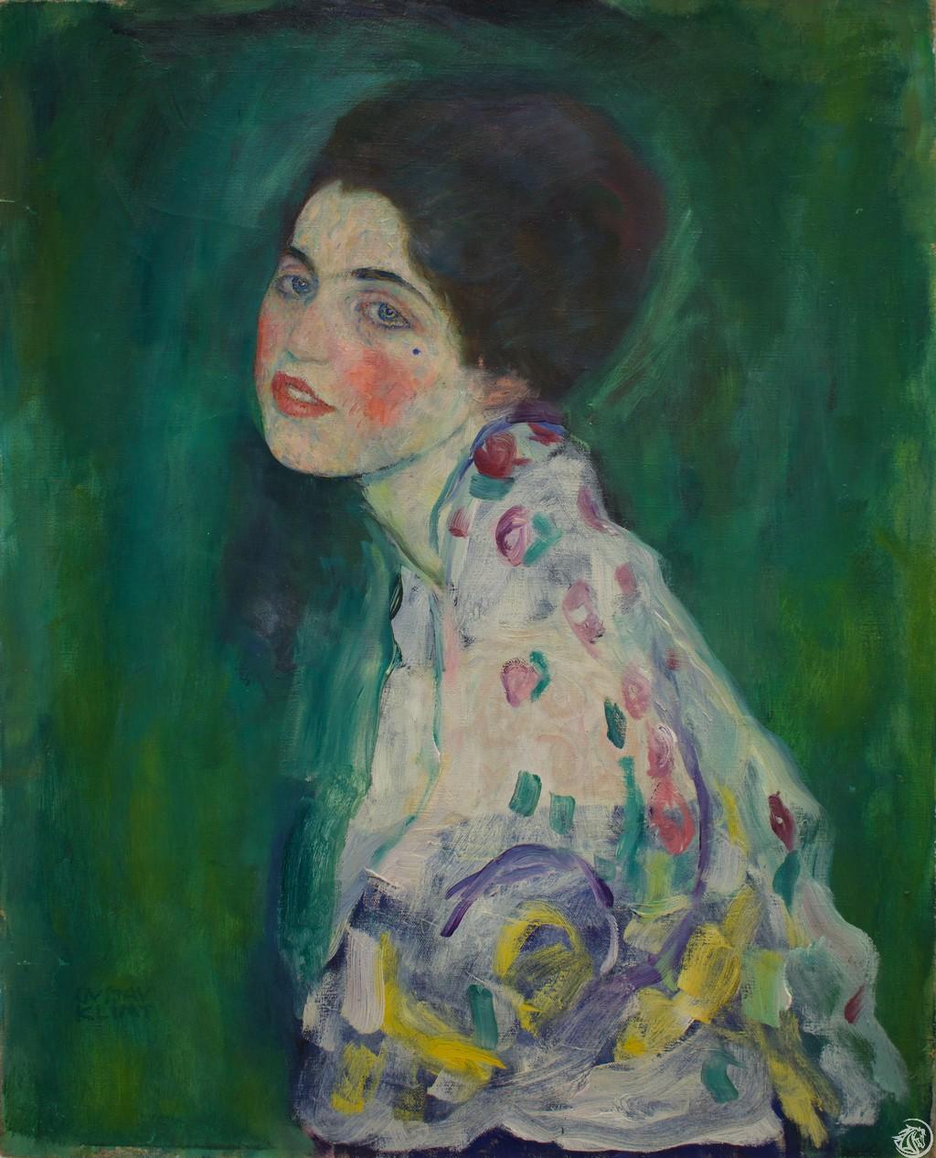 GRO_Gustav Klimt. Ritratto di Signora_1916-17