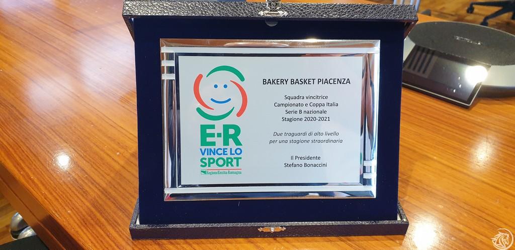 Premiazione Società Bakery Sport Piacenza 3