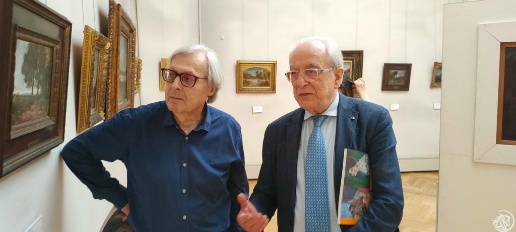Vittorio-Sgarbi-Visita-Ricci-Oddi_8