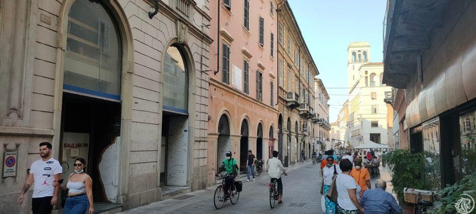 Ex cinema Iris di Piacenza